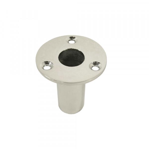 Halbschelle für Rohr ø 25 mm zum Einlassen